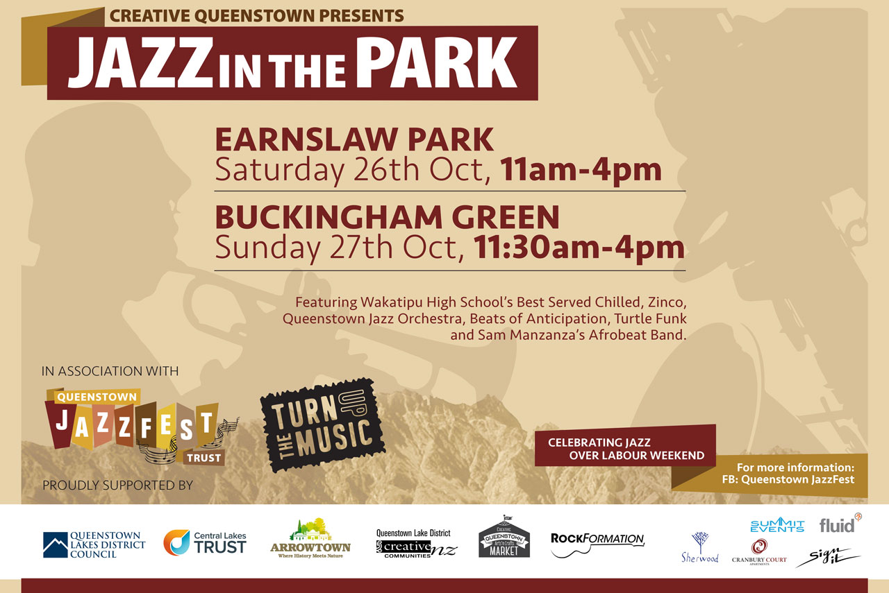 Queenstown Jazz In The Park 2019